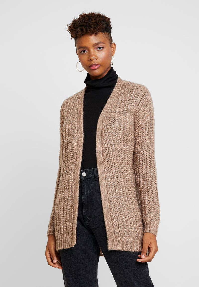 Even&Odd - Cardigan - brown