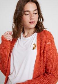 Even&Odd - Vest - orange - 3