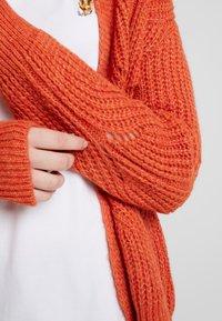 Even&Odd - Vest - orange - 5