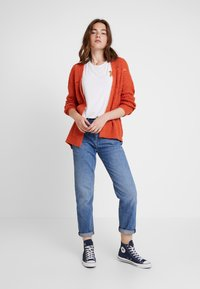 Even&Odd - Cardigan - orange - 1