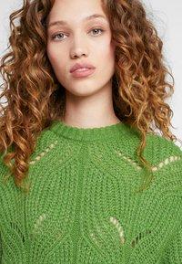 Even&Odd - Sweter - green - 4