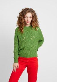 Even&Odd - Sweter - green - 0