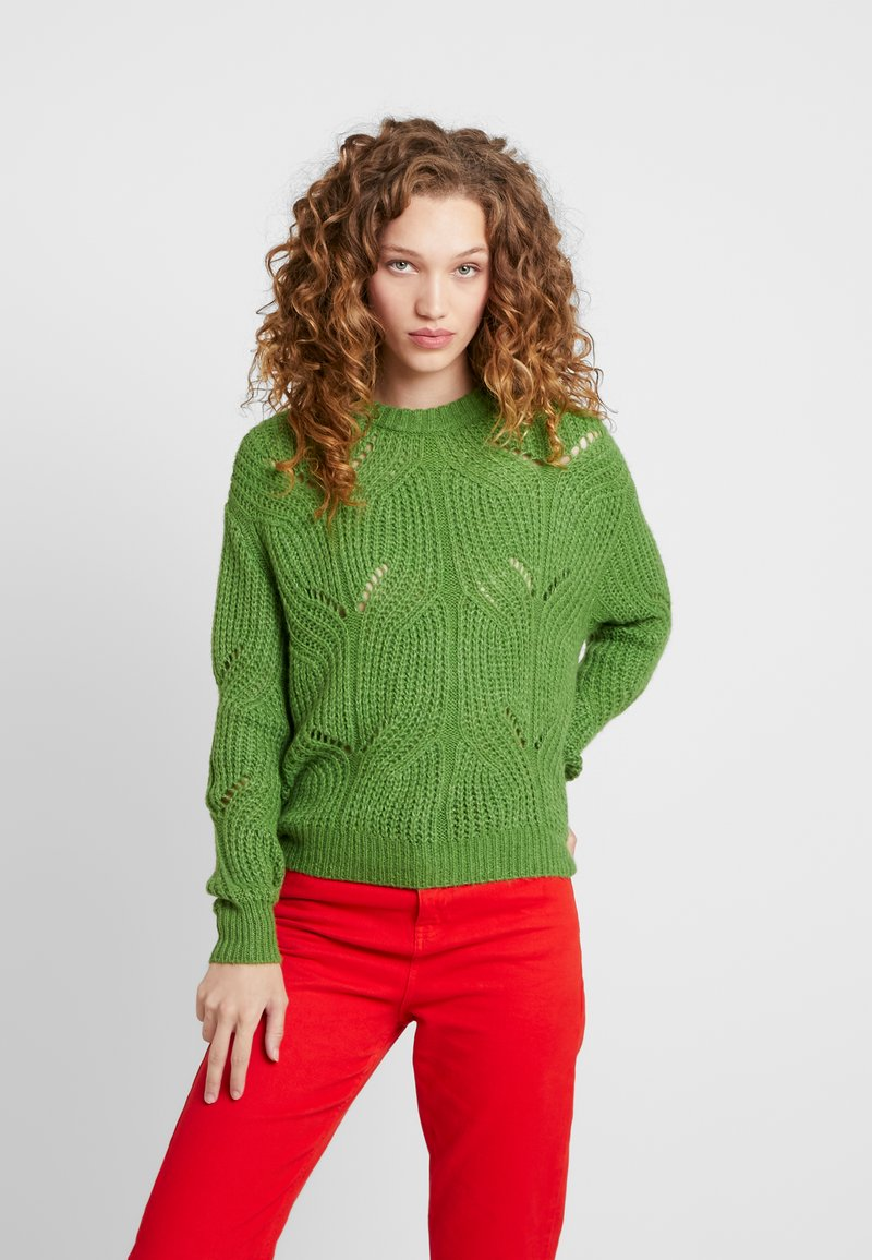 Even&Odd - Sweter - green