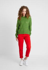 Even&Odd - Sweter - green - 1