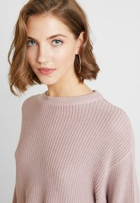 Even&Odd - Jumper - pink - 3