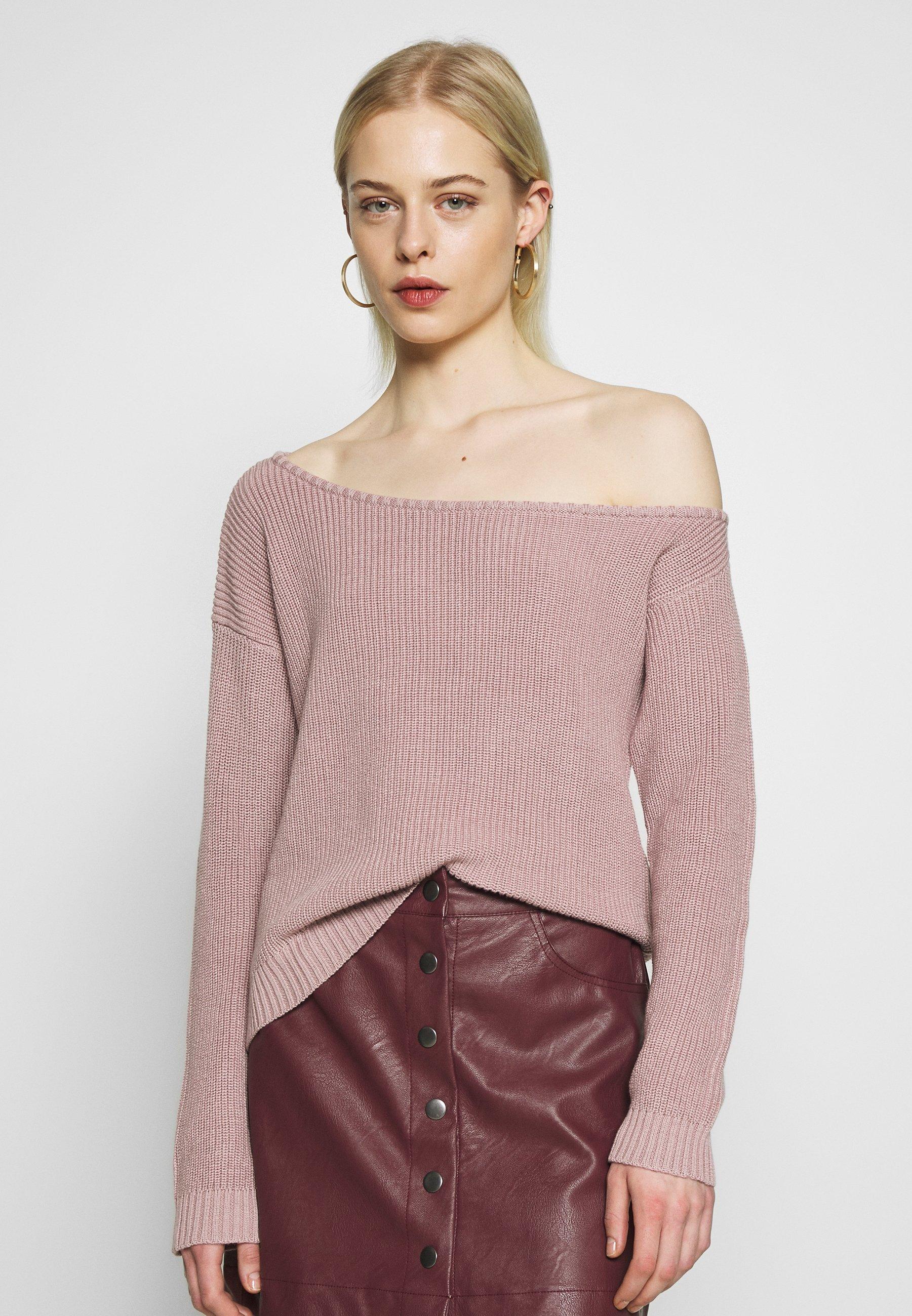 Even&Odd Sweter - rose