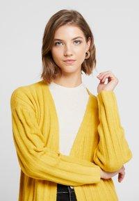 Even&Odd - Kardigan - yellow - 3