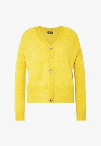 Even&Odd - Gilet - yellow - 4