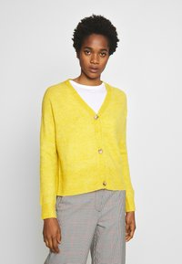 Even&Odd - Gilet - yellow - 0