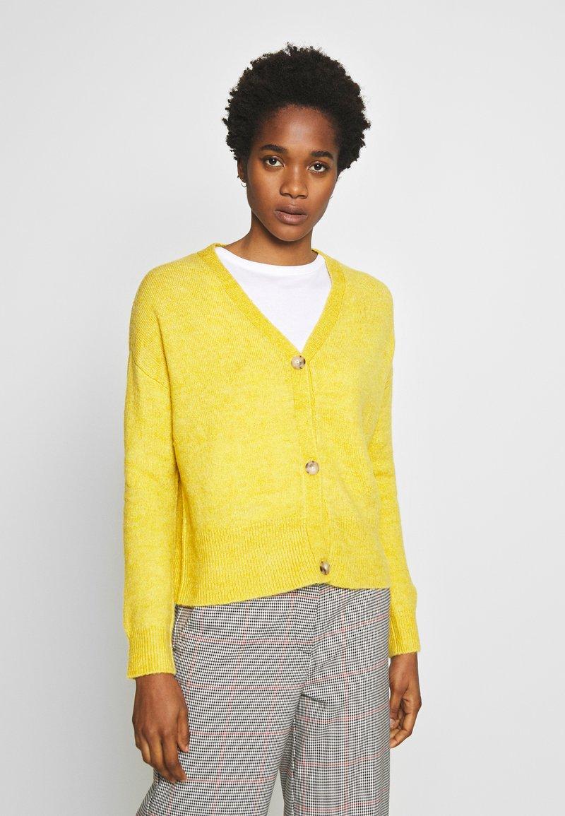 Even&Odd - Cardigan - yellow
