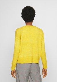 Even&Odd - Gilet - yellow - 2