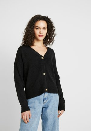Strickjacke - 802 - black