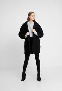 Even&Odd - Sweter - light grey melange - 1