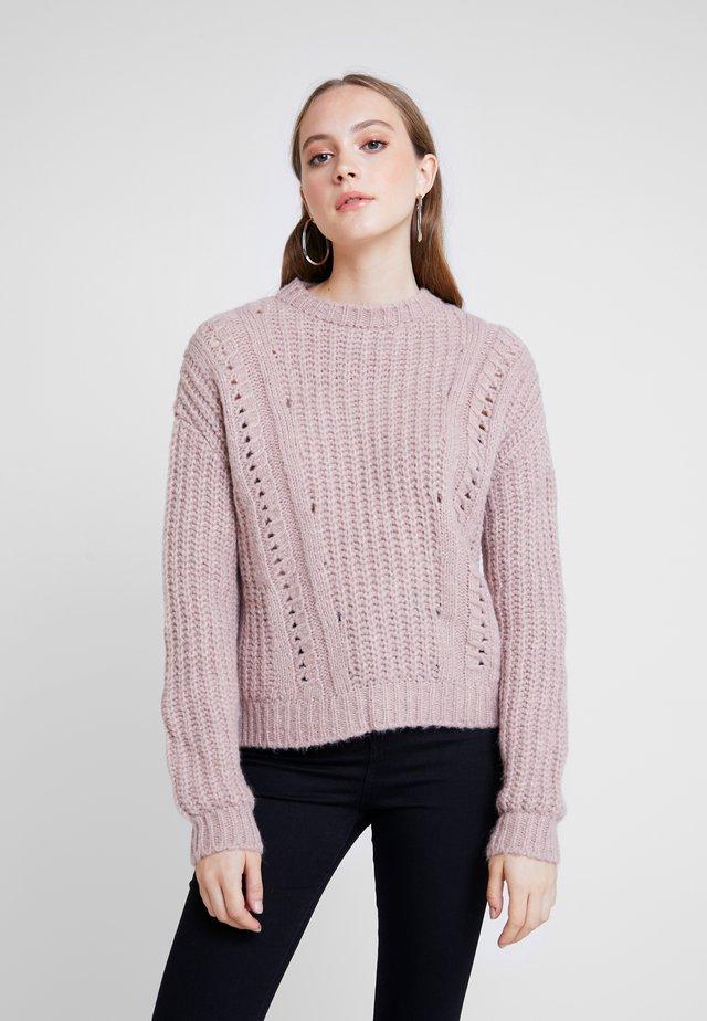 Neule - light pink