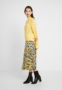 Even&Odd - Pullover - yellow - 1