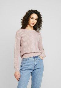 Even&Odd - Sweter - light pink - 0