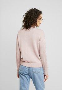 Even&Odd - Sweter - light pink - 2