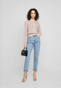 Even&Odd - Sweter - light pink - 1