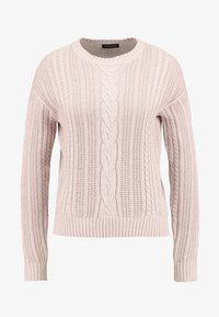 Even&Odd - Sweter - light pink - 3