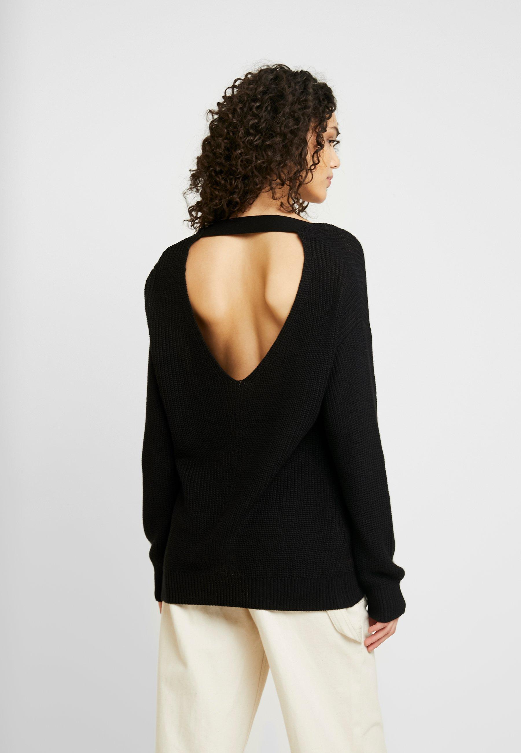 Even&odd Pullover - Black