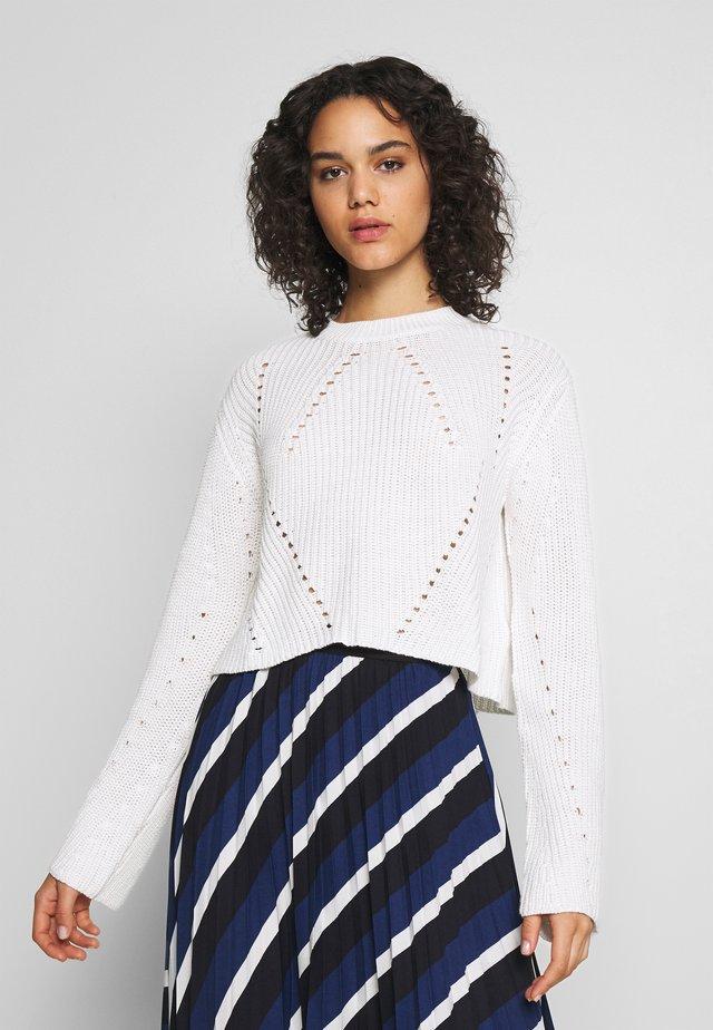 Jersey de punto - off-white