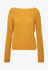 Even&Odd - Sweter - yellow - 4