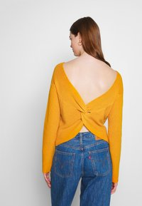 Even&Odd - Sweter - yellow - 0