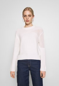 Even&Odd - Jersey de punto - off-white - 0