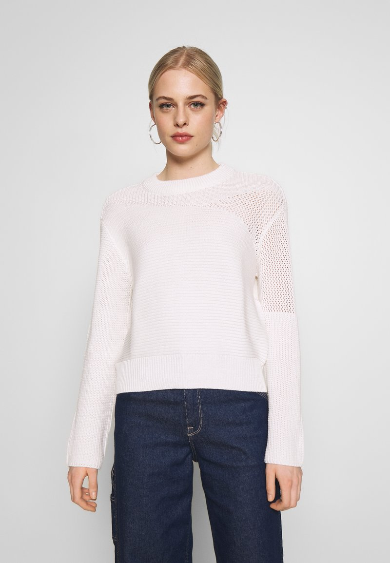 Even&Odd - Jersey de punto - off-white