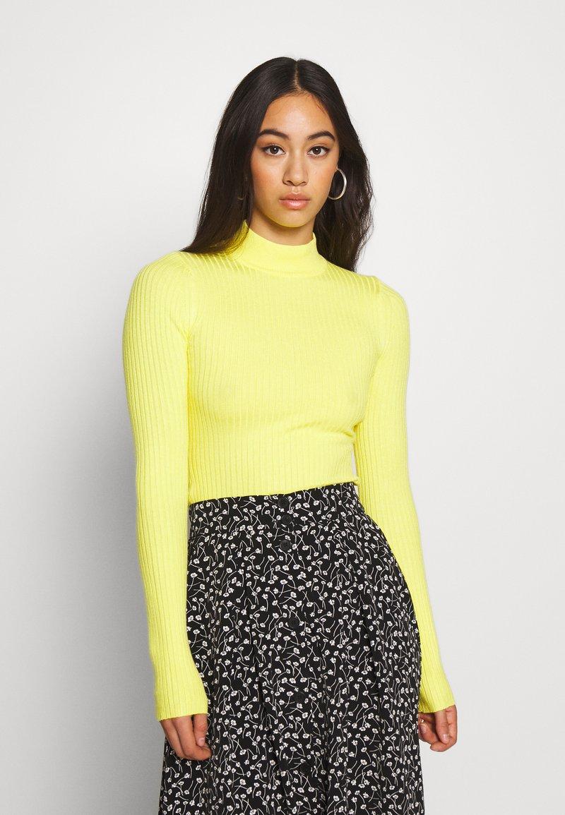 Even&Odd - Pullover - yellow