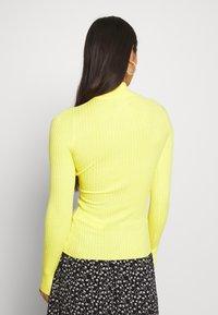 Even&Odd - Pullover - yellow - 2