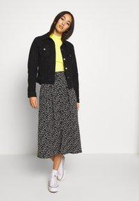 Even&Odd - Pullover - yellow - 1