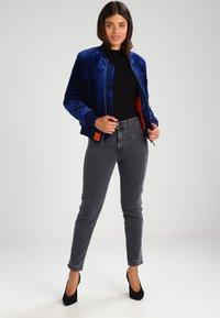 Even&Odd - Stickad tröja - black - 1
