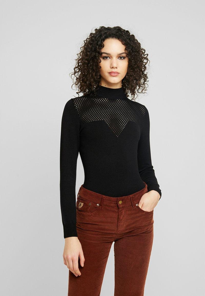 Even&Odd - Sweter - black