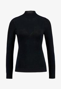 Even&Odd - Sweter - black - 3