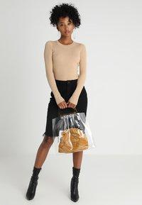 Even&Odd - Pullover - sand - 1