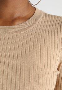 Even&Odd - Pullover - sand - 5