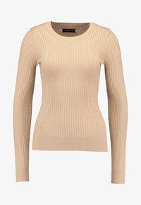 Even&Odd - Pullover - sand - 4