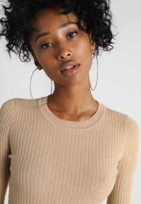 Even&Odd - Pullover - sand - 3