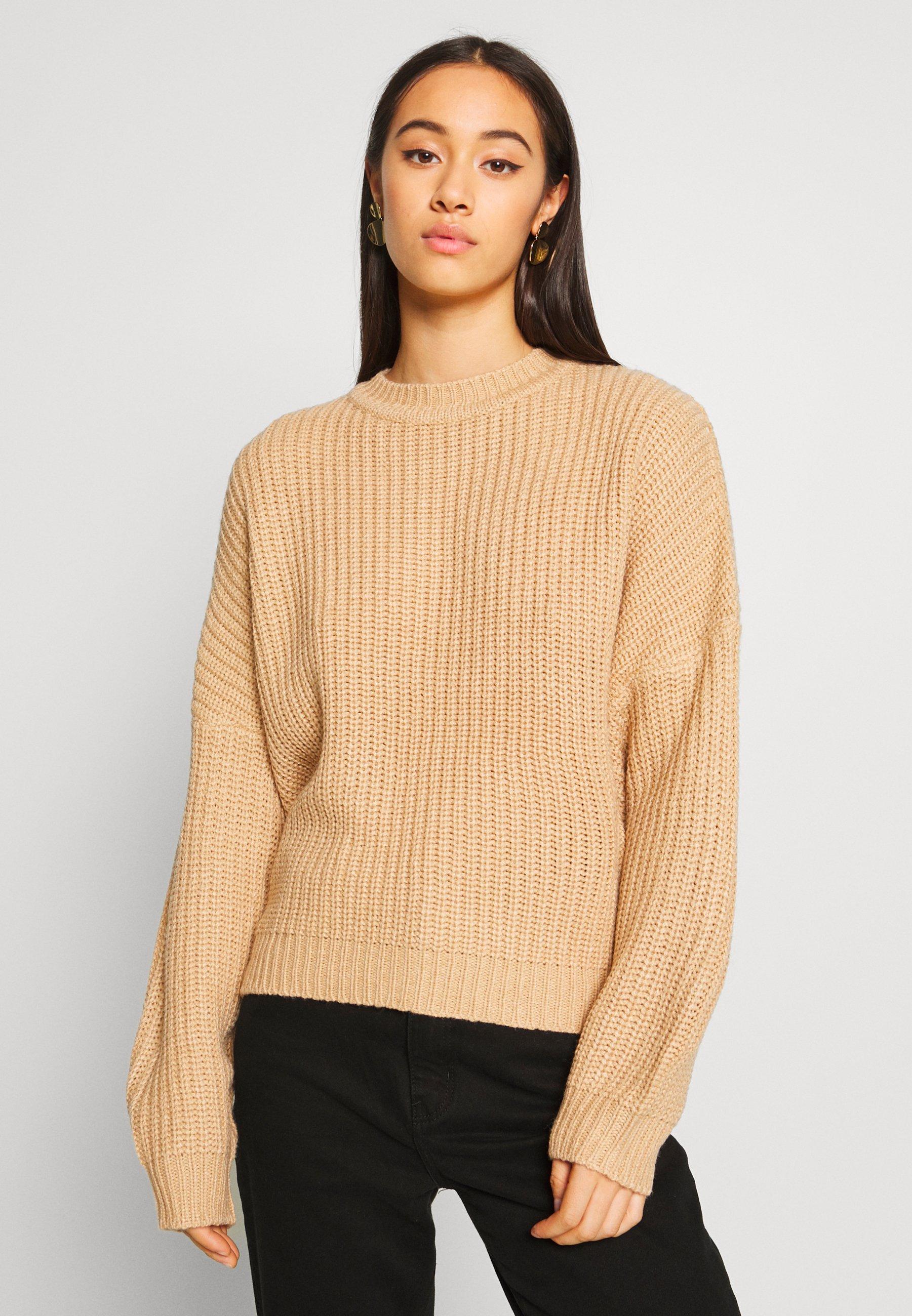 Even&Odd Sweter - sand