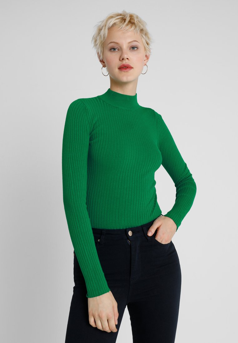 Even&Odd - Strickpullover - green