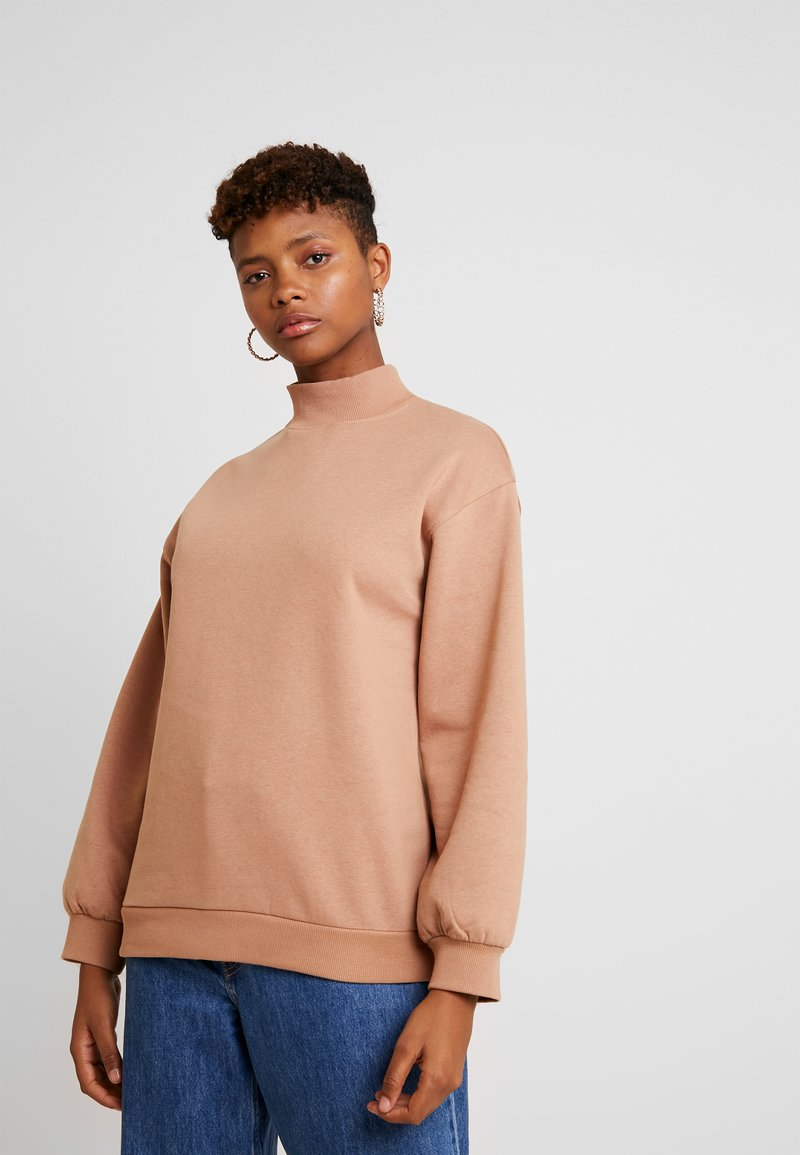 Even&Odd - Sweatshirts - light tan
