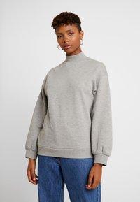Even&Odd - BASIC - Sweatshirt - light grey - 0
