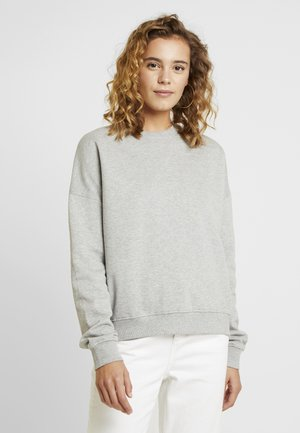 BASIC - Sweater - light grey