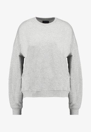 BASIC - Sweatshirt - light grey
