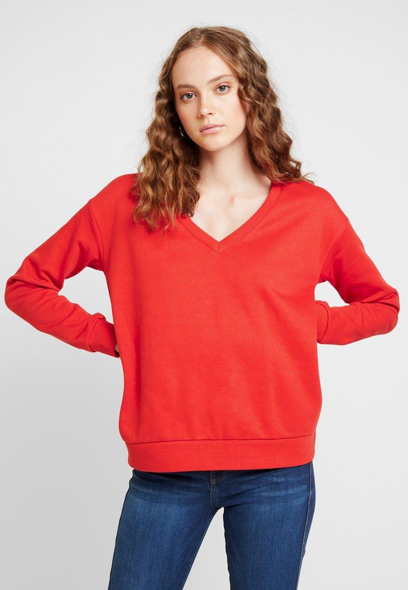 Even&Odd - Sweatshirt - red