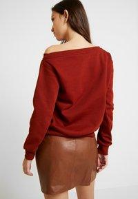 Even&Odd - Sweater - chocolate - 2