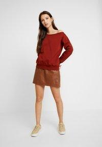 Even&Odd - Sweater - chocolate - 1