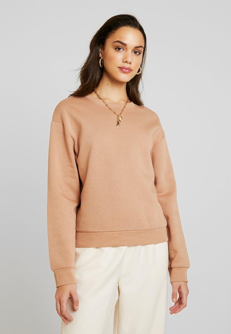 Even&Odd - Sweatshirt - light tan