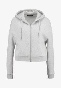 Even&Odd - Sweatshirt - light grey melange - 4